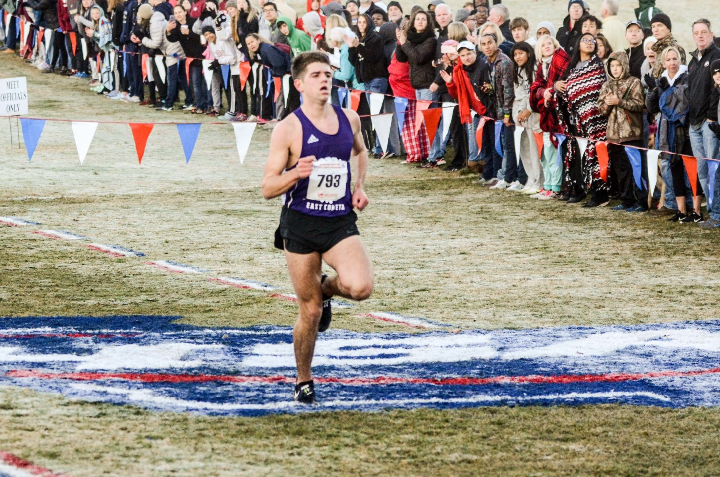 GHSA XC CHAMPIONSHIPS: 1st state cross-country title no stopping point for East Coweta's Harkabus
