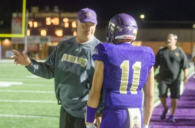 Coach John Small feels East Coweta should be used to the level of playoff competition this year.