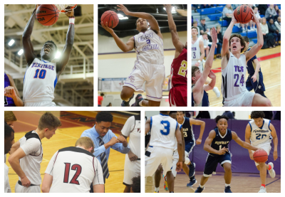 Of last year's 17 All-County standouts, 10 return to respective lineups this winter.