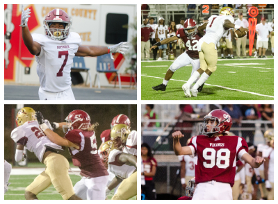 HS FOOTBALL: Cruver, Johnson lead All-Region 5-6A selections for Vikings in playoff season