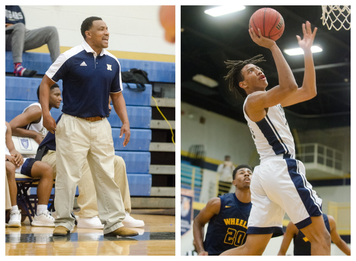 Head coach Rod Ladd's team came up short against Wheeler despite 14 points from Tay Watson.