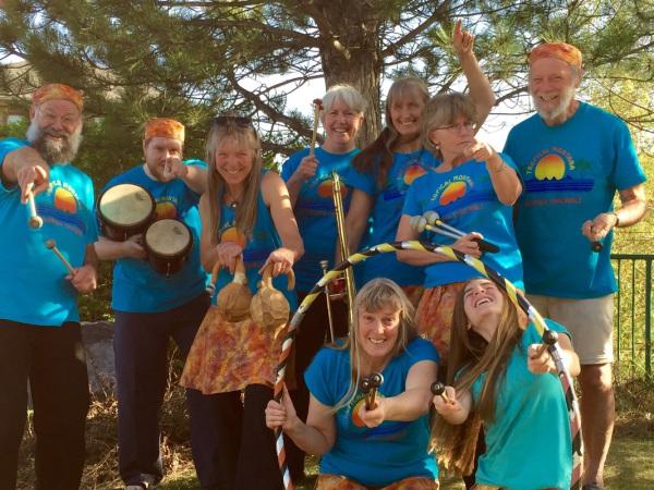 Montana Marimba Ensemble