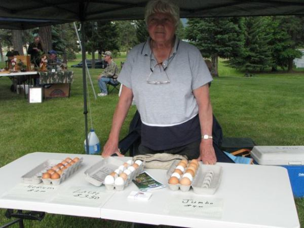Judy Olson's Farm Fresh Eggs