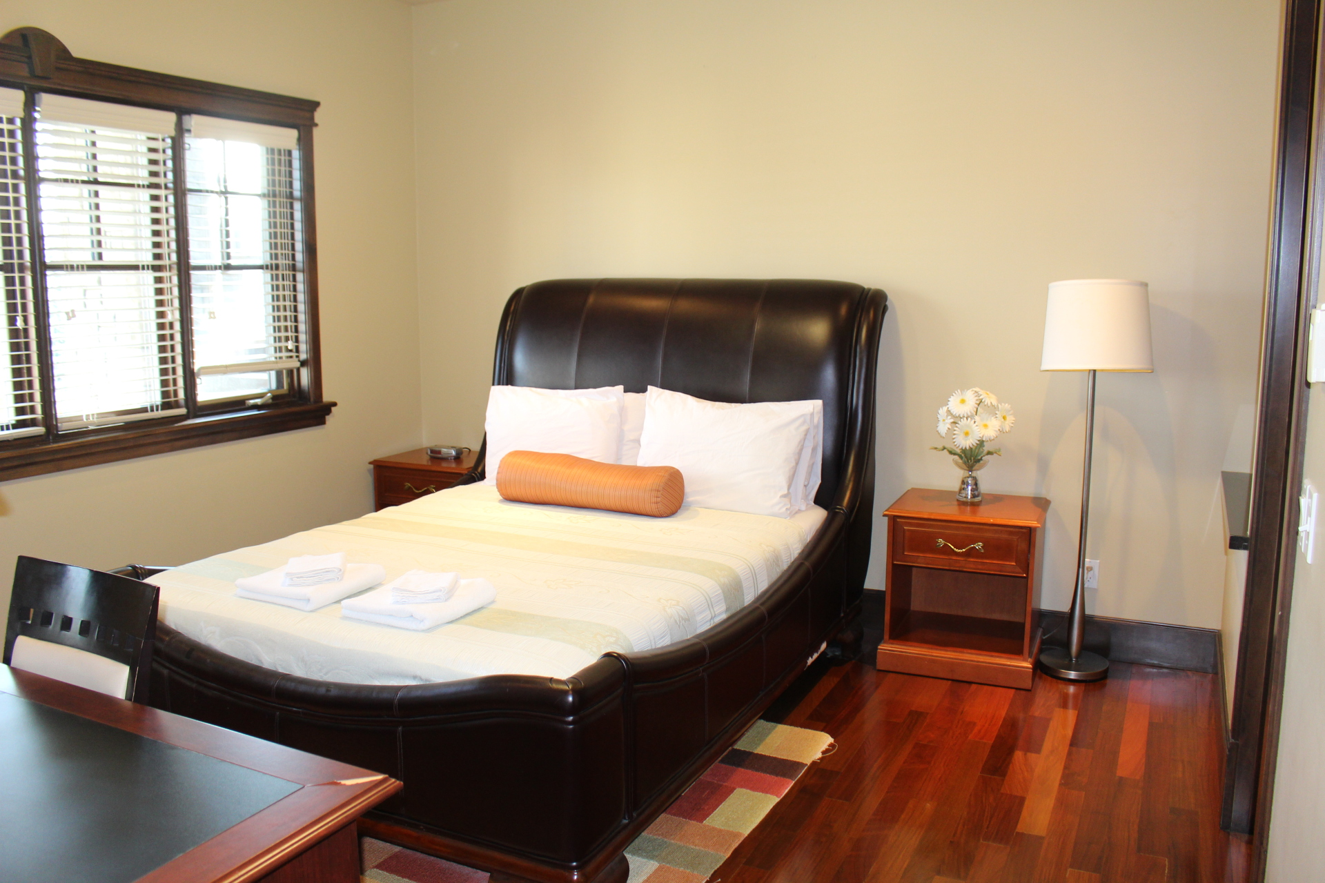 Superior Queen Suite with Spa Bath, Fireplace, and Laundry