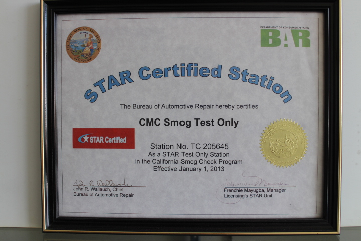 Star Certified Station