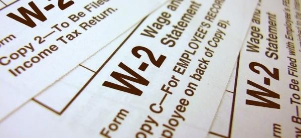 New W-2 Deadline For Employers