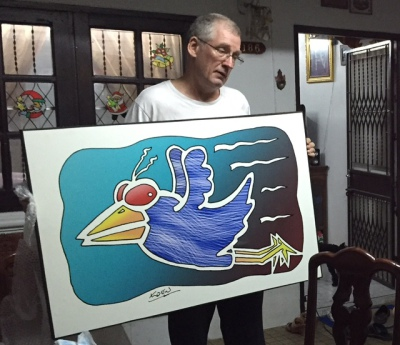 Presenting 'Big Bird'