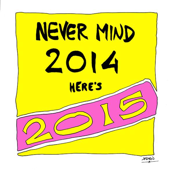 Never Mind 2014