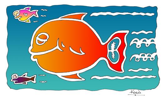 Motorized Fish