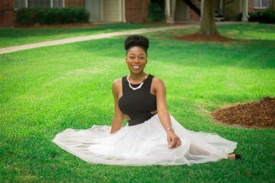 Sleeveless Midi Dress with Tulle Skirt