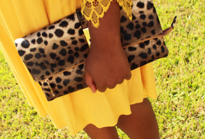Make your Closet complete with this Mustard Colored Beaut!