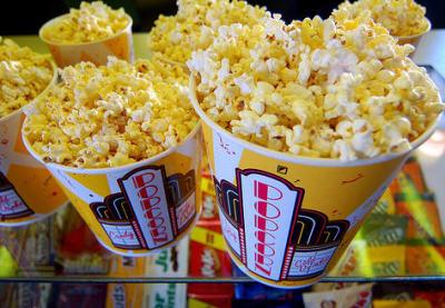 The Joy of Service.....& Popcorn!             by JC Quintana