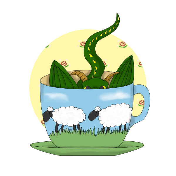 Dragon in a Teacup