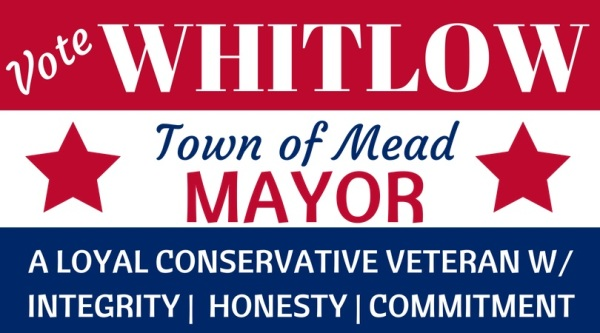 Colleen Whitlow For Mayor
