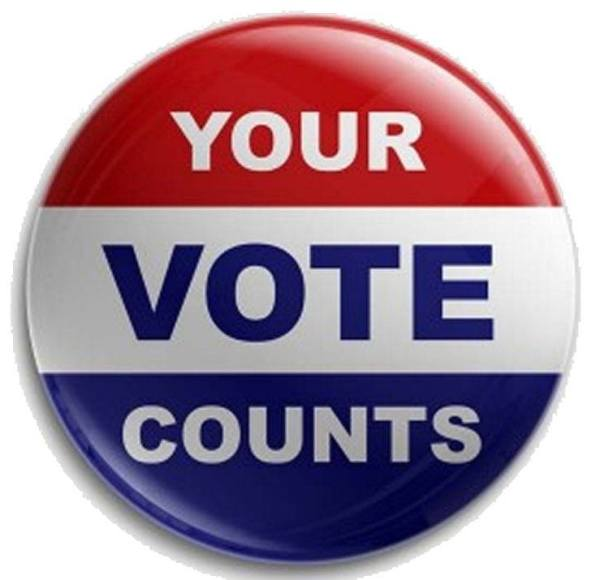 TODAY is the LAST DAY to MAIL YOUR BALLOT!!!