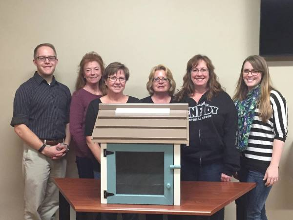 LITTLE FREE LIBRARIES – ACCESS TO LITERACY