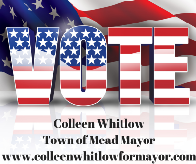 FOUR MORE DAYS to get your ballots in!