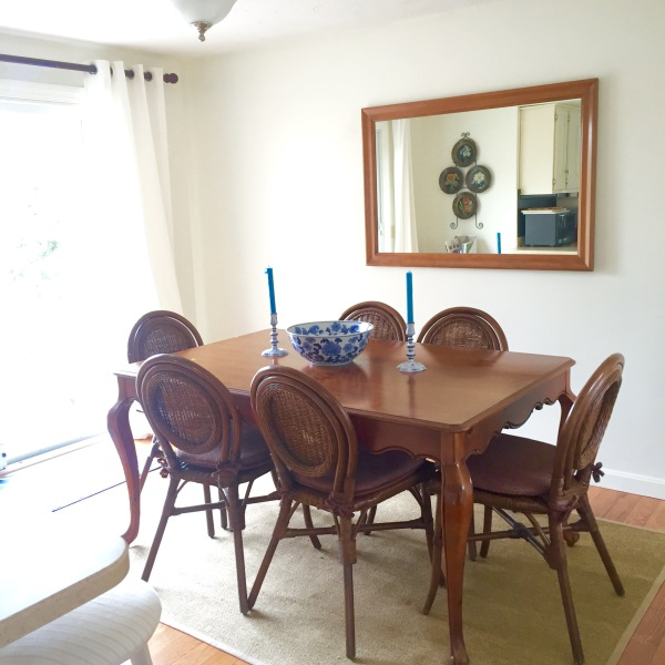 Open Plan Dining room