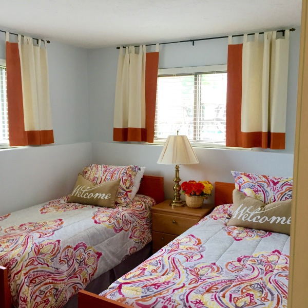 Welcome Bedroom