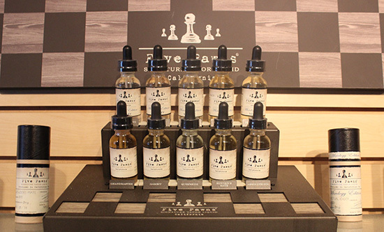 Five Pawns Eliquid Knoxville TN