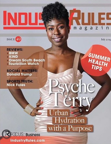 Industry Rules, Psyche Terry, Beauty PR, Tene Nicole Marketing and Public Relations