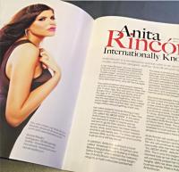 Anita Rincon, Industry Rules Magazine