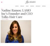 Beauty Guru, Nadine Ramos , Tene Nicole, Her Daily