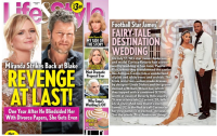 James Anderson , Carissa Rosario , Fairy Tale Wedding , Life&Style Magazine , Tene Nicole