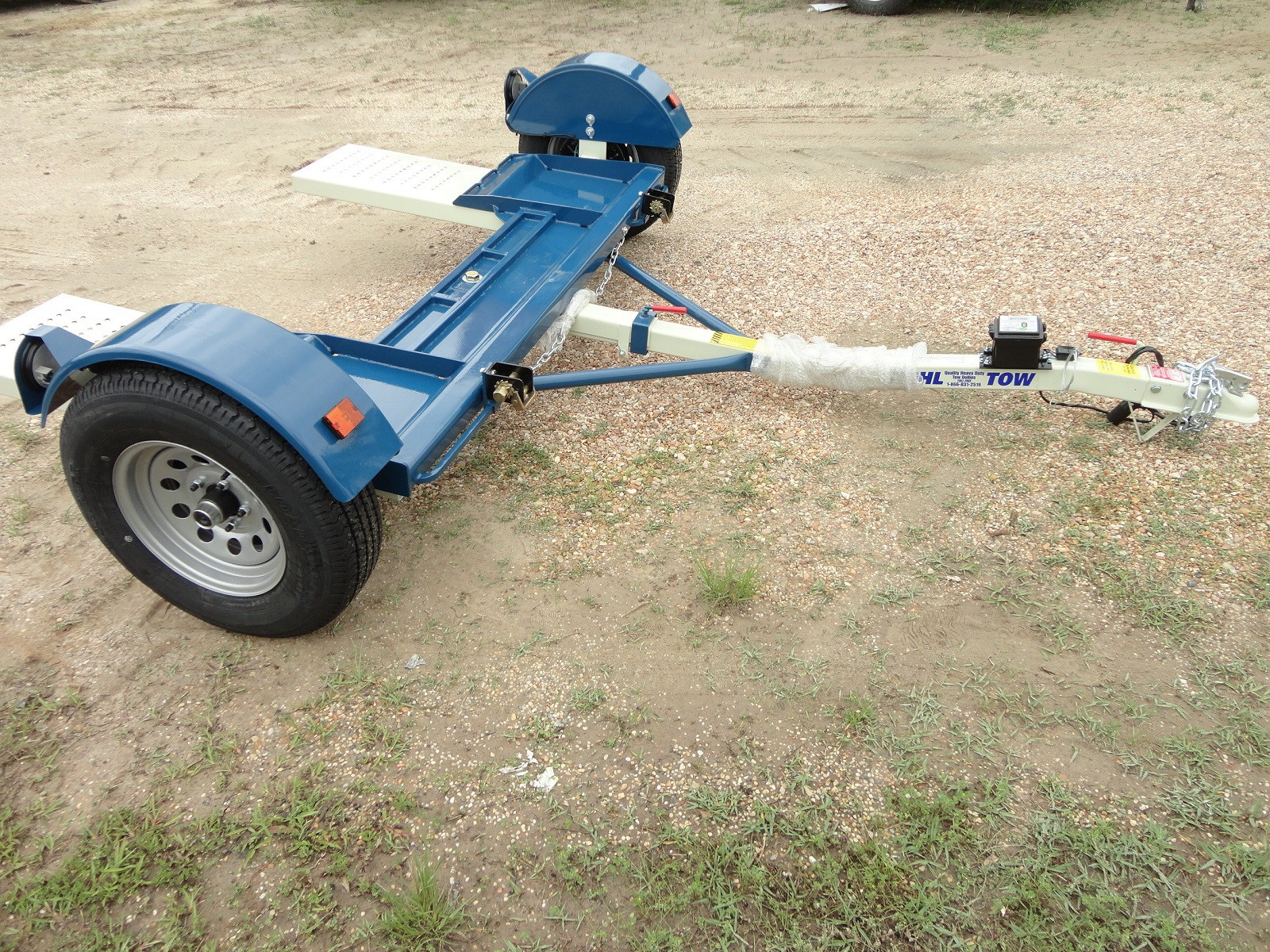 2018 Tow Dolly