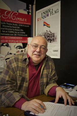 David Zak, director, founder
