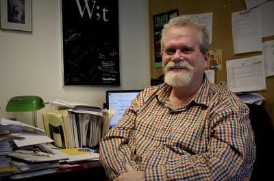 Steve Scott, director, associate producer