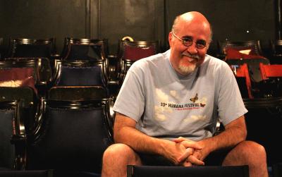 Greg Allen, director, founder