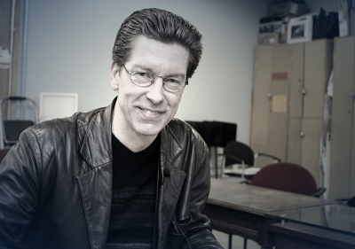 Nick Sandys, artistic director