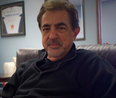Joe Mantegna, actor, director, producer