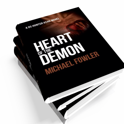 Heart of the Demon - cover