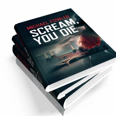 Scream, You Die - cover
