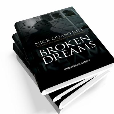 Broken Dreams - cover