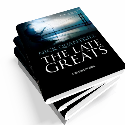 The Late Greats - cover