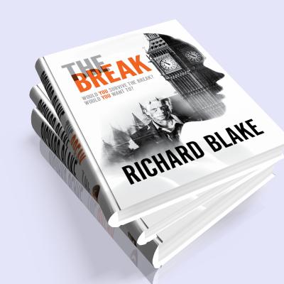 The Break - cover