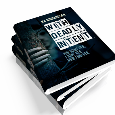 With Deadly Intent - cover