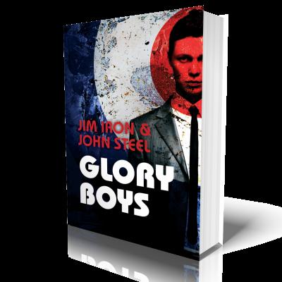 Glory Boys - 3d cover