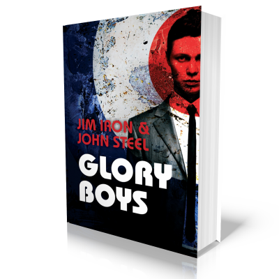 Glory Boys - 3d cover