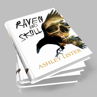 Raven and Skull - cover