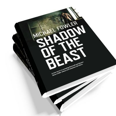 Shadow of the Beast - cover