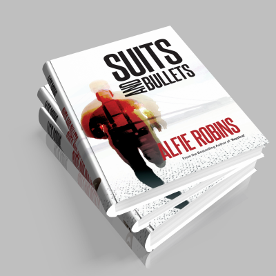 Suits and Bullets - cover