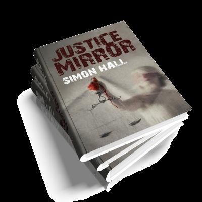 Justice Mirror - cover