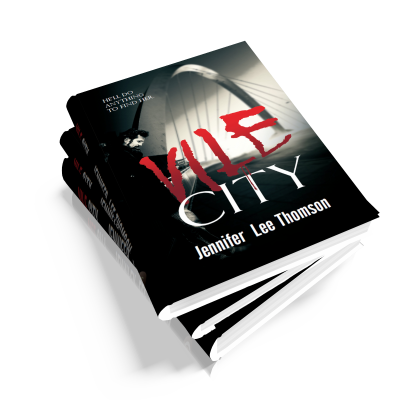 Vile City - cover