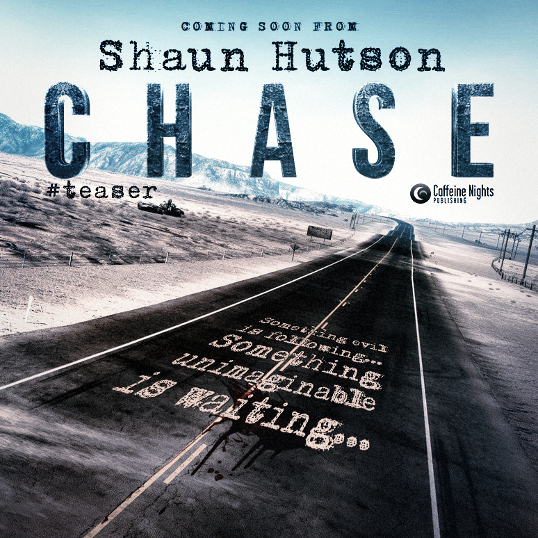 Chase - the new novel from Shaun Hutson