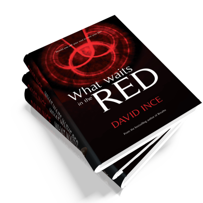 What Waits in the Red - cover