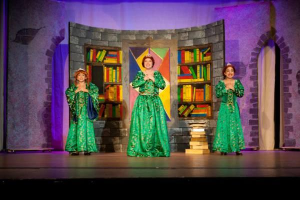 Shrek the Musical 2013